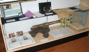Heinlein brass cannon