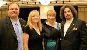 Geo, Deb, Audrey, Jim