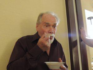 Robert Silverberg passes the chili test