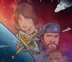 Citizen of the Galaxy Comic, #2