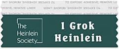 I Grok Heinlein Ribbon