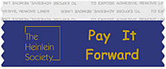 Robert A Heinlein Pay It Forward
