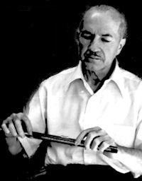 Heinlein with sliderule