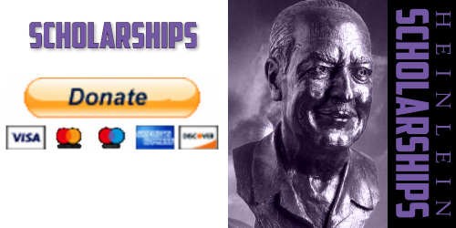 Donate to Heinlein Society Scholarships