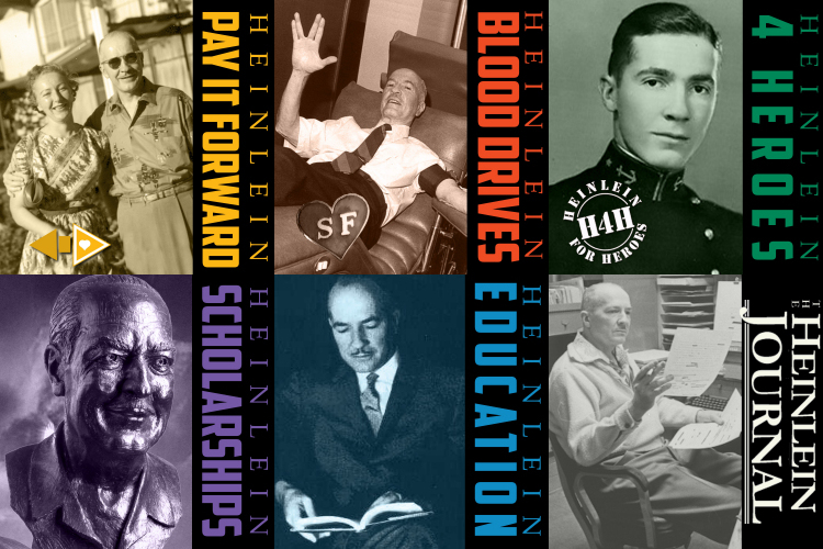 Heinlein Society programs