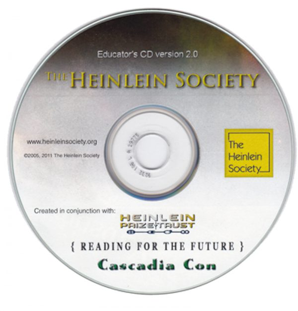 Heinlein Society Educator's CD