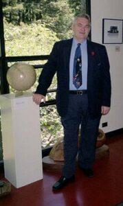 Bill Patterson at the UC Santa Cruz Heinlein archive.