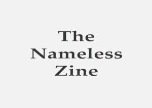 The Nameless Zine logo