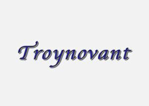 The Troyvnovant logo
